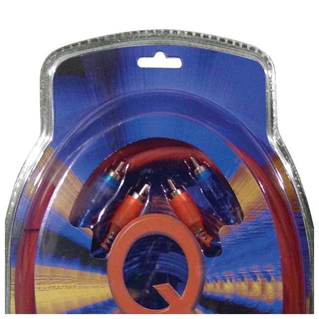 2x4GAMPKIT-SFLEX +44DCWC122 +2x R1100M +2x BCAP2.2 Q Power Wiring Kit (2 Pack) & Box & Boss Mono (2 Pack) & Capacitor (2 Pack) 3