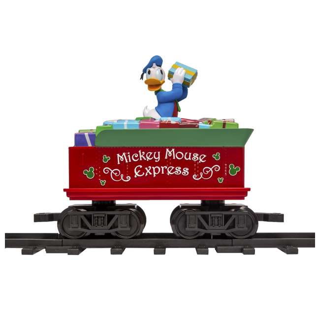 711773 Lionel Trains Mickey Mouse Express Disney Christmas Train Set (For Parts) 4