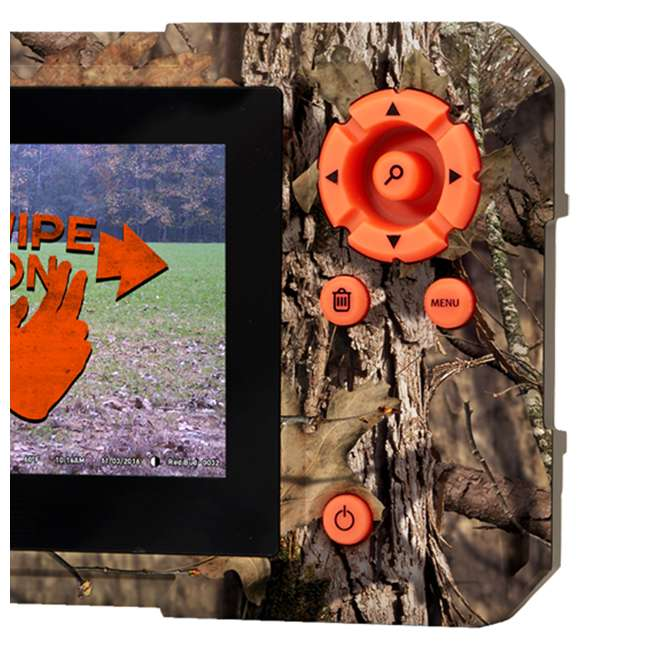 WGI-TR10I28MS207 Wildgame Innovations Terra Bade Combo 10MP Game Camera & Viewer 3
