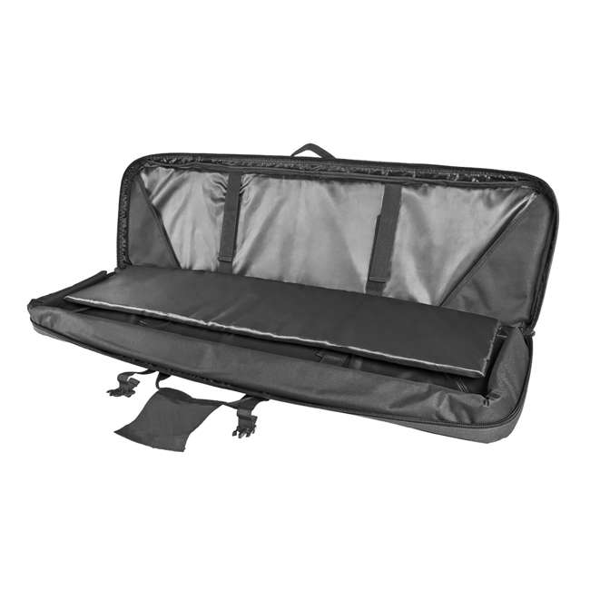 CVDC2946U-42 NcSTAR CVDC2946U-42 Vism 42 Inch Double Carbine Gun Carrying Case, Urban Grey 2
