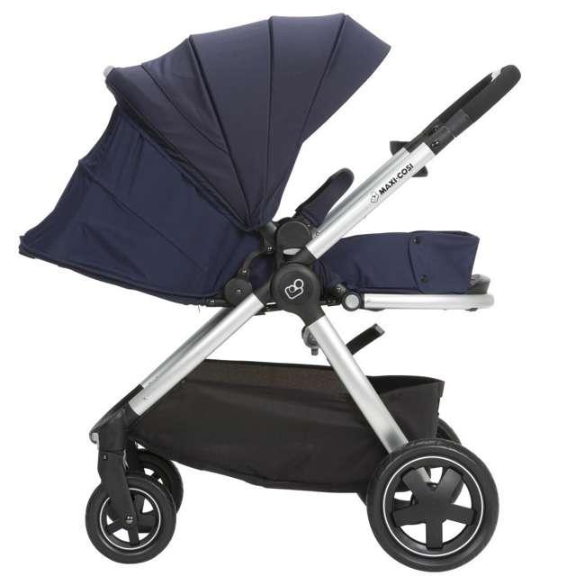 TR362CTD Maxi-Cosi Adorra Stroller and Car Seat Travel System, Brilliant Navy 6