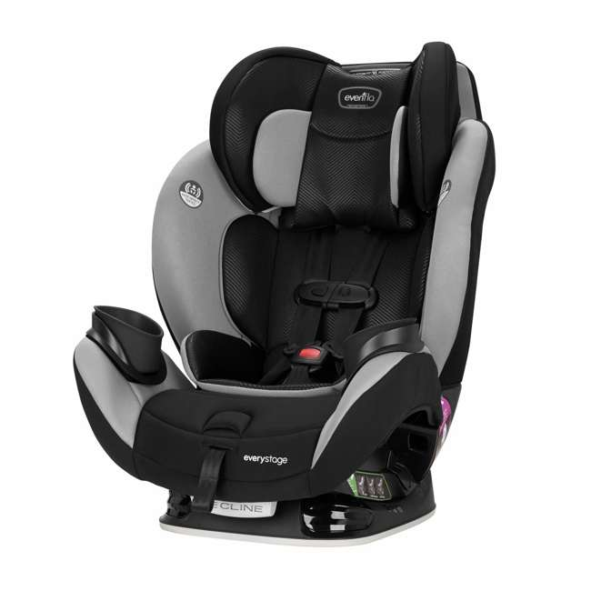 39212238 Evenflo EveryStage LX All-in-One Car Seat (Gamma) 2