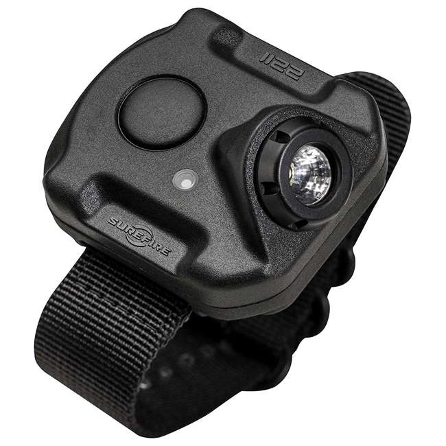 2211-A-BK-PLM SureFire 2211 Durable Rechargeable Variable-Output LED WristLight, Without Watch 1