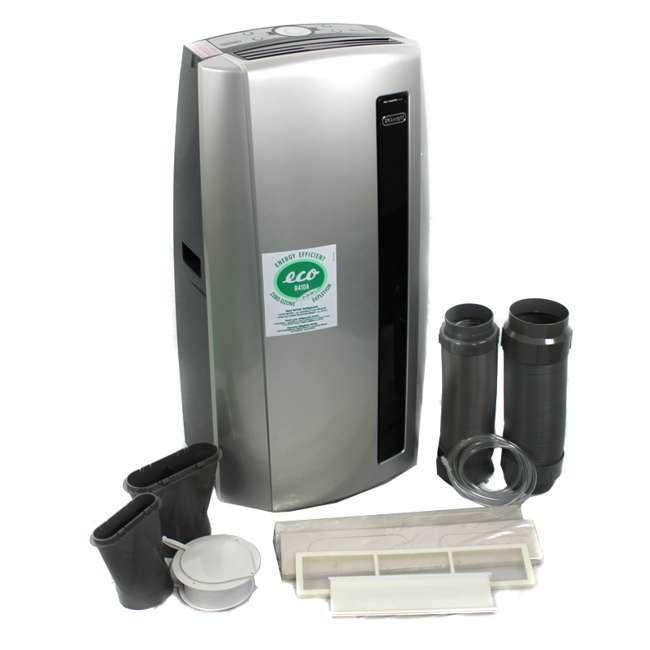 Delonghi Pact140hpec 14 000 Btu Home Electric Portable Air