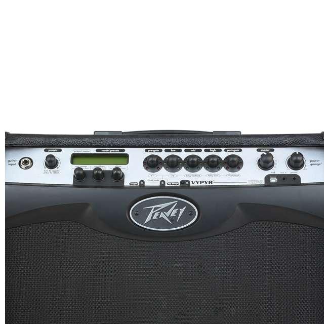 VYPYR-VIP-3-OB Peavey V.I.P. Variable Instrument Performance Amplifier 3 4