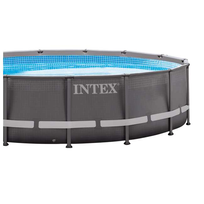 "26309EH Intex 14' x 42"" Ultra Frame Pool 3"