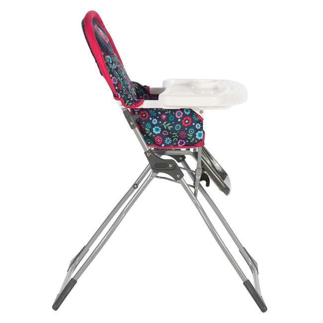 HC216DWD Simple Fold 3 Position High Chair, Flower Garden  3