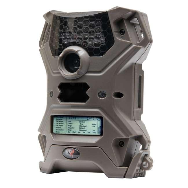 WGI-V12I77 Wildgame Innovations Vision Lightsout 12MP Game Camera, Brown