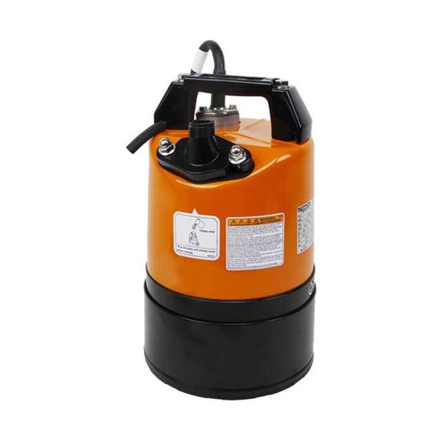 LSC1.4S Tsurumi LSC Electric Submersible Residue Dewatering Pump