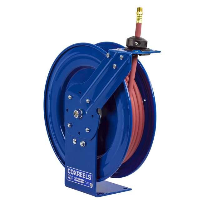 P-LP-350 Coxreels P Series Low Pressure Retractable Air and Water Hose Reel 4