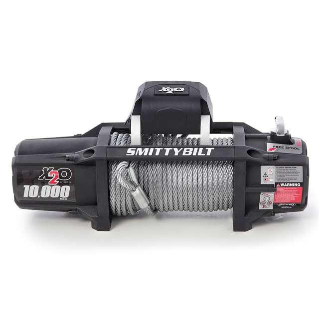 97510-SMITTYBILT Smittybilt X2O Gen2 10,000-Pound Wireless Waterproof Winch 2