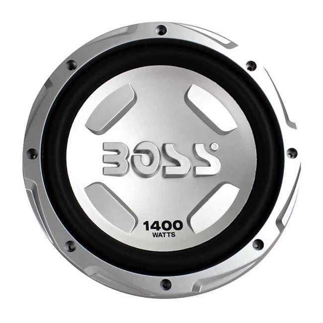CX122 Boss Audio Chaos 12 Inch 1400 Watt 4 Ohm Car Audio Power Subwoofer