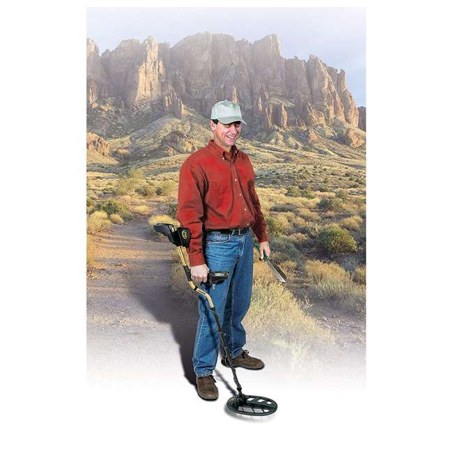 F75 Fisher Research Labs F75 Ultimate Metal Detector 3