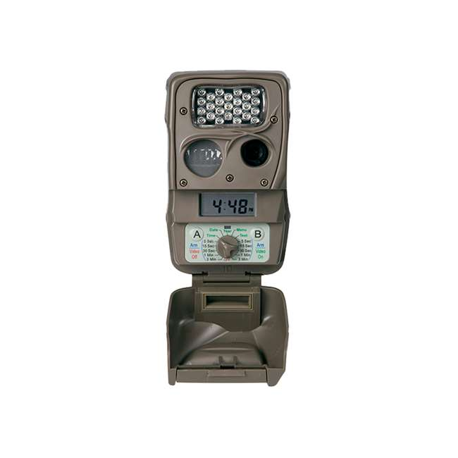H-1453+SD4-16GB-SAN+3488-GENIUS-PTL+STC-CABLELOCK Cuddeback 20MP Trail Camera + 16GB SD Card + Camera Mount + Security Cable 3
