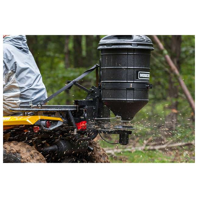 MSS-12721 Moultrie Manual Gate ATV Food Plot Seed Spreader 4