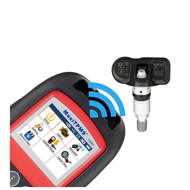 10 x TS601 Autel MaxiTPMS TS601 Diagnostic & Service Tool (10 Pack) 5