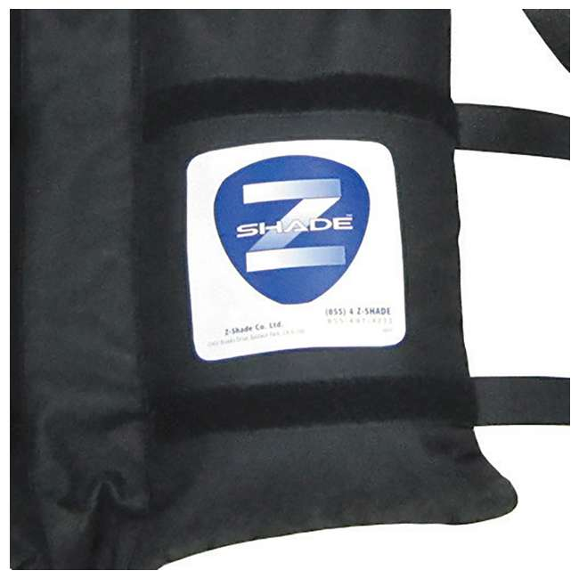 ZSHDWB4 Z-Shade Instant Canopy Tent Shelter Leg Weight Bags 4