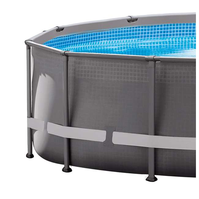 "26309EH Intex 14' x 42"" Ultra Frame Pool 4"