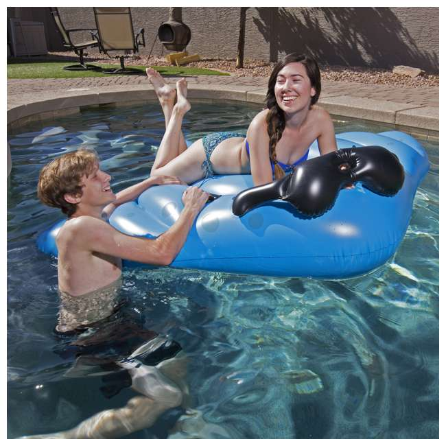 6 x 5100 GAME Inflatable Stingray Pool Float (6 Pack) 2