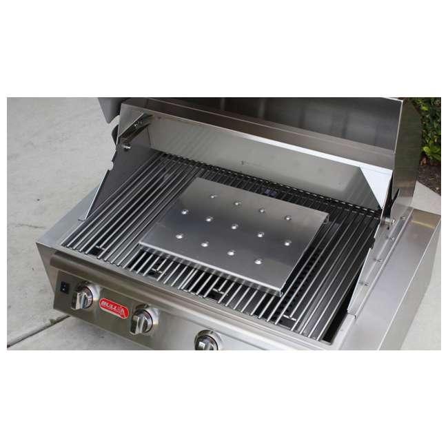BOPA-24165 Bull Aluminum BBQ Oven Plate 1