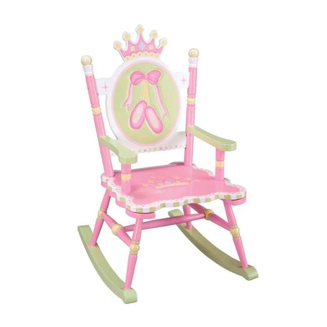 G84201 Guidecraft Swan Lake Rocking Chair