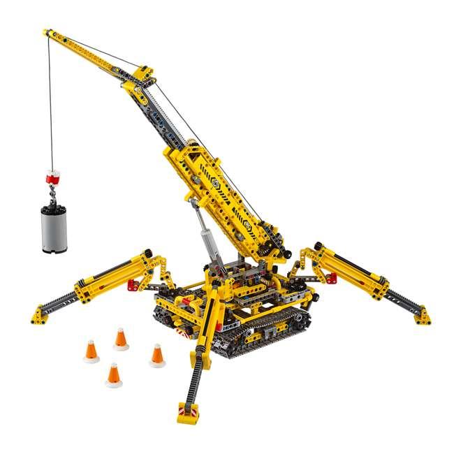 6251555 LEGO Technic 42097 Compact Crawler Crane 920 Piece Construction Building Set