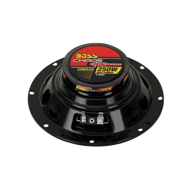 CH6520 Boss CH6520 6.5-Inch 2-Way 500W Aodio Speakers (2 Pairs) 2