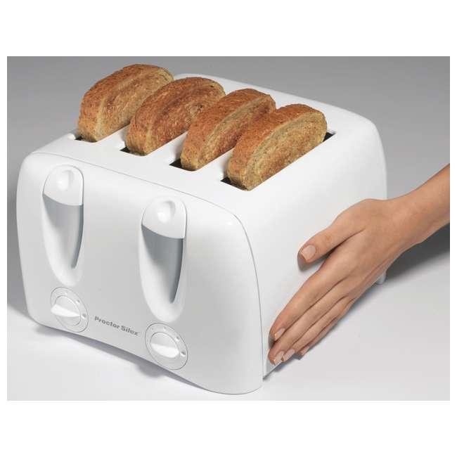 24605Y Proctor Silex 24605Y 4-Slice Toaster| 24605Y 6