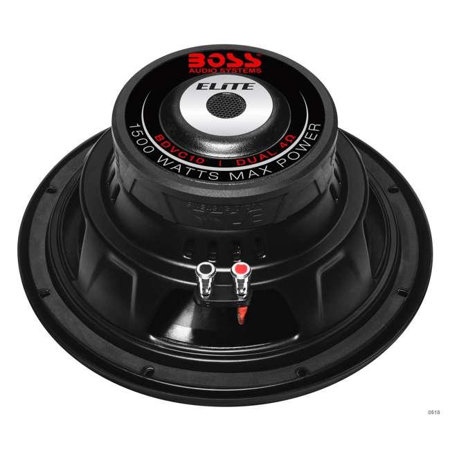 BDVC10 Boss Audio Systems 10-Inch 1500-Watt Subwoofer 3