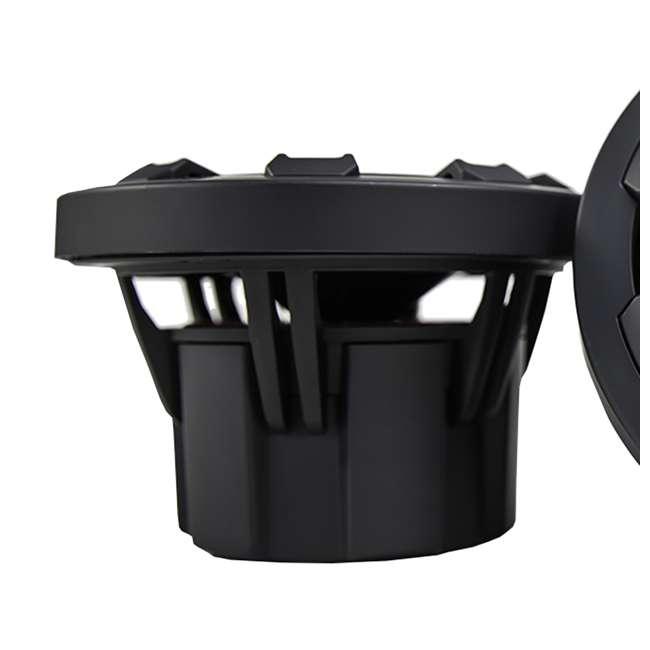 4 x NH1-116B MB Quart NH1-116B 6.5-Inch 150-Watt Marine Audio Speakers (4 Pair) 5