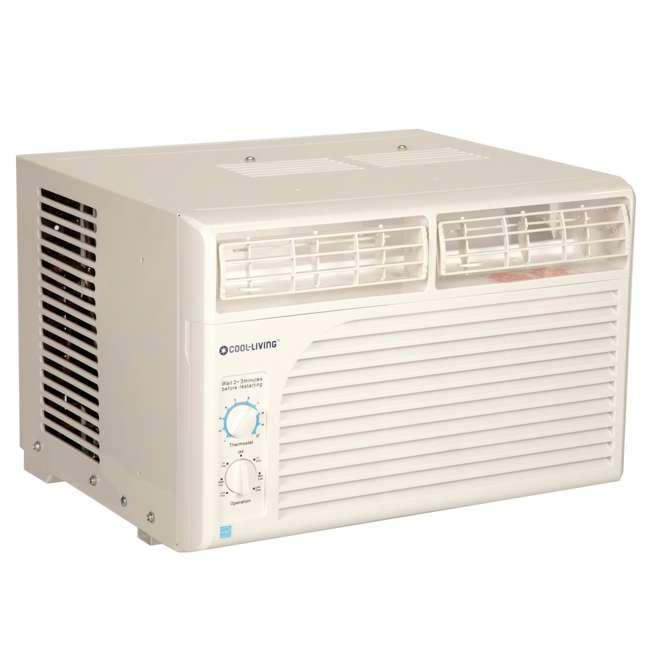 Cool Living Cl Wac5 5 000 Btu Window Air Conditioner Cl