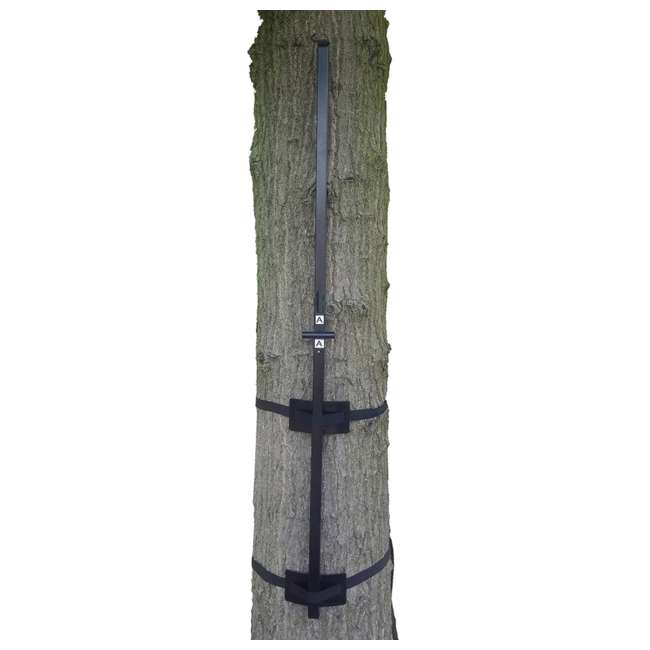 BM5119 Cooper Hunting BM5119 Bow Master RealTree Concealment Cover w/ TM100 Tree Mount 10