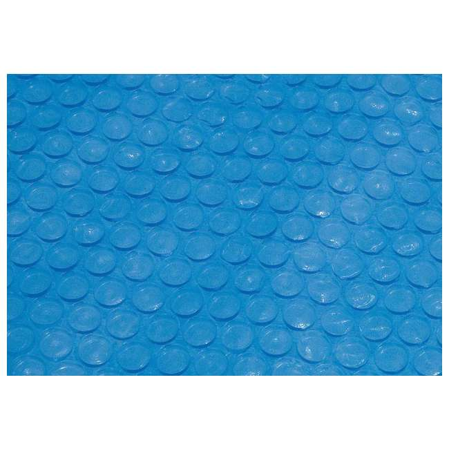 26711EH + 29022E Intex 12ft x 30in Prism Frame Above Ground Pool w/ Pool Solar Cover Tarp, Blue 8