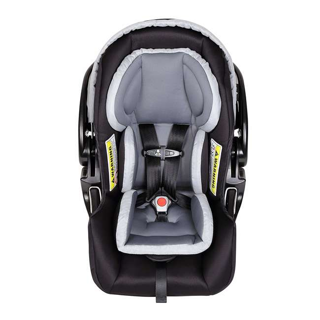 CS61779 Baby Trend Secure Snap Gear 32 Portable Rear Facing Infant Baby Car Seat, Kepler 3