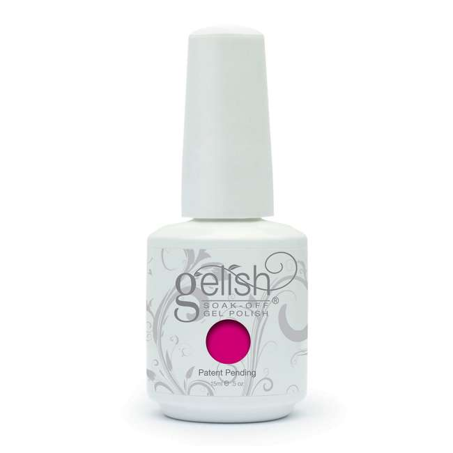 1121764-US + 1900116-6PPACK2 Gelish Complete Gel Nail Polish Kit & Fearless and Fun Kung Fu Flair 2
