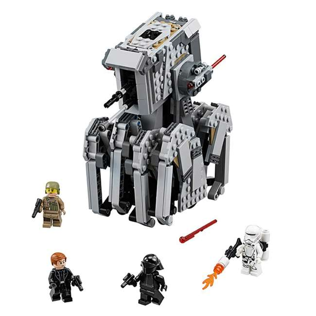 6175745-U-A LEGO Star Wars First Order Heavy Scout Walker 554 Piece Set (Open Box)