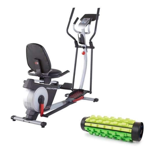 PFEL05815 + NTARS16 ProForm Exercise Bike & Elliptical and NordicTrack Massage Roller