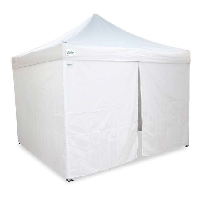 CVAN11208112014-U-A Canopy M-Series 12x12 Tent Sidewalls(Not Including Frame/Roof)(Open Box)(2 Pack) 4