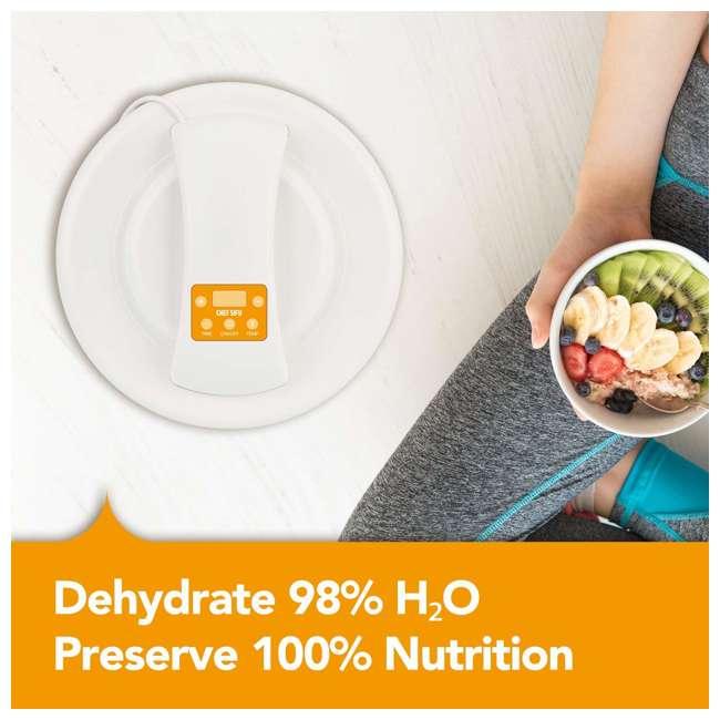 CHEF-SIFU-FD-01 Chef Sifu Digital Electric 5-Tray Food Dehydrator  4