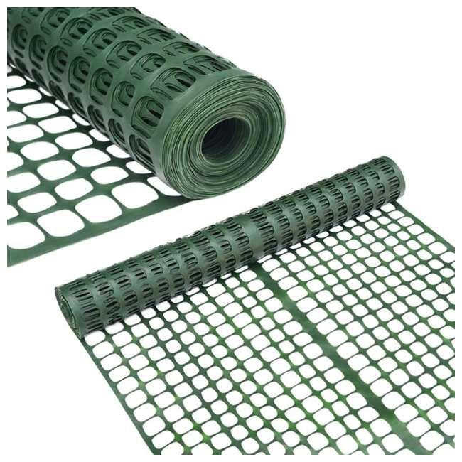 APSF4100G-U-A Abba Patio 4 x 100 Feet Recyclable Plastic Netting (Open Box)
