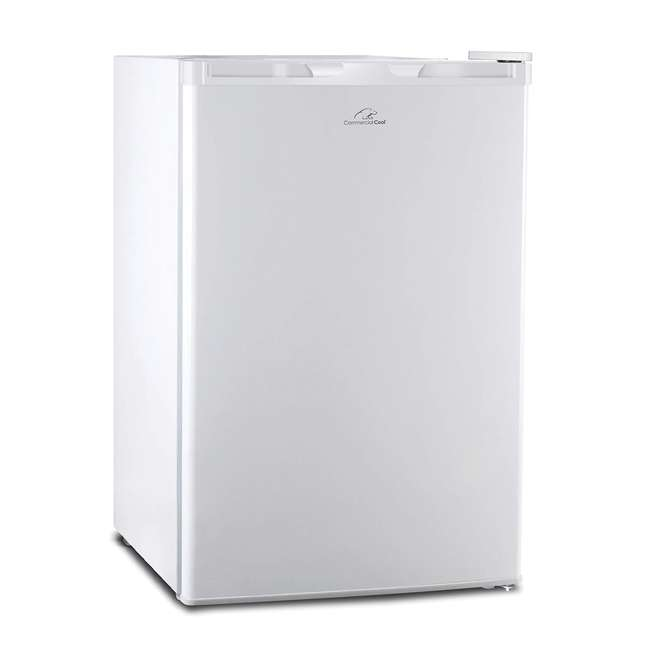 CCR45W Commercial Cool 4.5 Cu. Ft. Compact Refrigerator, White