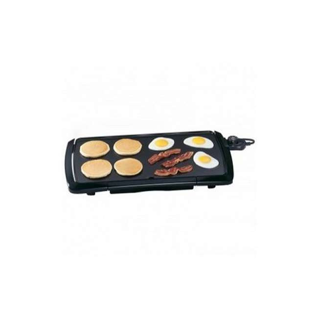 07030 Presto 07030 20-Inch Cool Touch Electric Griddle