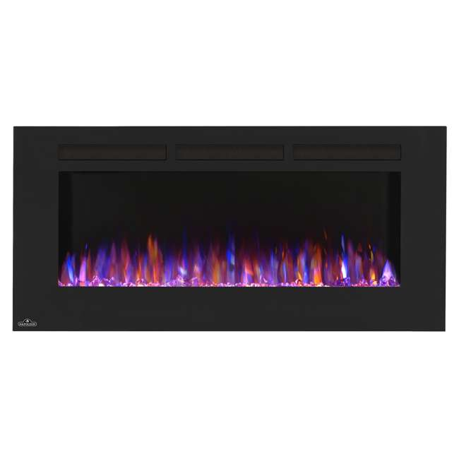 NEFL50FH-OB Napoleon Allure 50-Inch 5000 BTU Wall Hanging Electric Fireplace (Open Box)