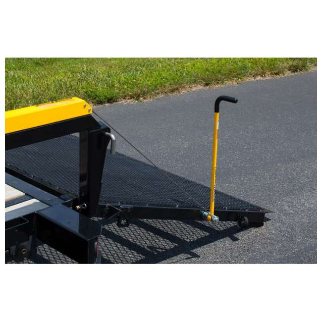 GOR2LFT + GLTHY1 Gorilla Lift 2 Sided Tailgate Lift Assist and Easy Lift Handle 8