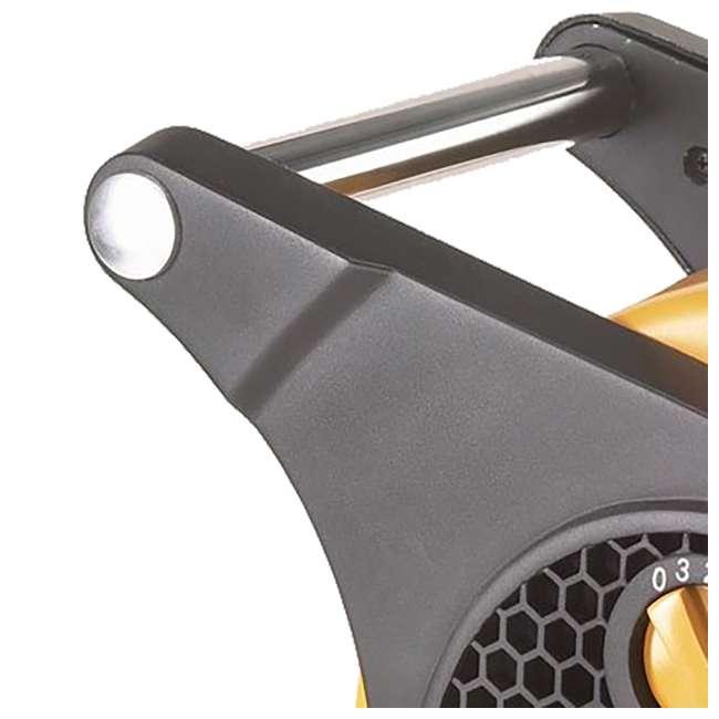 LKO-4900-TN-U-A Lasko Performance 3 Speed High Velocity Utility Blower Fan, Yellow (Open Box) 3