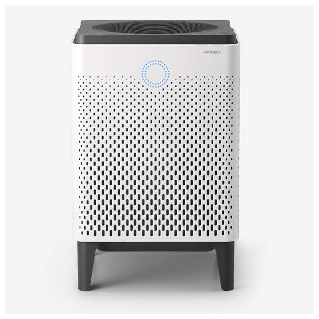 AIRMEGA400 + AP-2015-FP Coway HEPA Air Purifier with Air Quality Monitoring + 400 Series Filter Pack 1