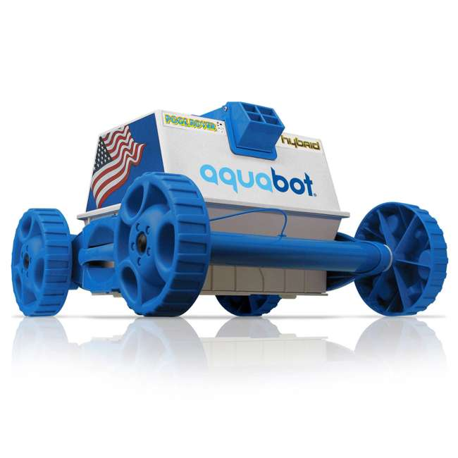 6 x APRV Aquabot Pool Rover Hybrid Above Ground Pool Cleaner | APRV (For Parts) (6 Pack)
