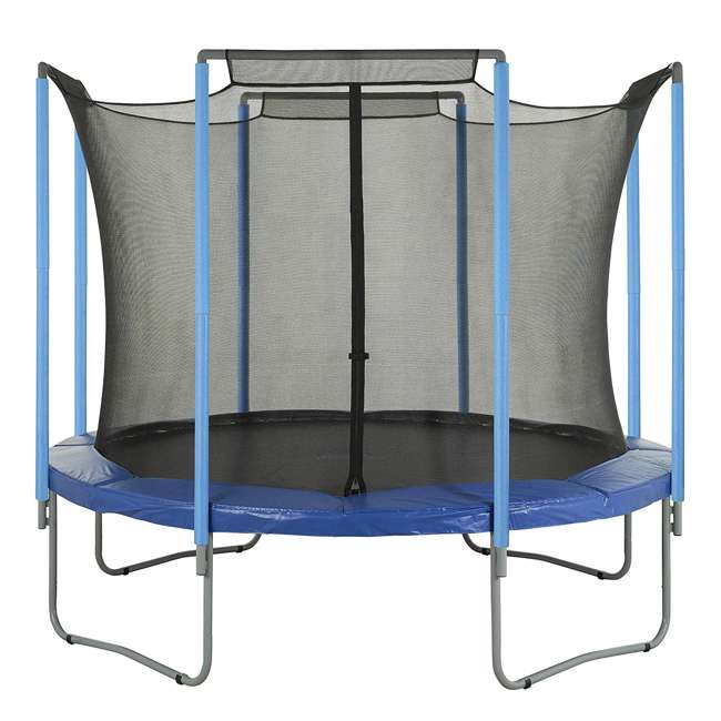 UBNET-13-4-AST Upper Bounce Trampoline Replacement Net for 13-Foot Round Frames with 4 Arches 4
