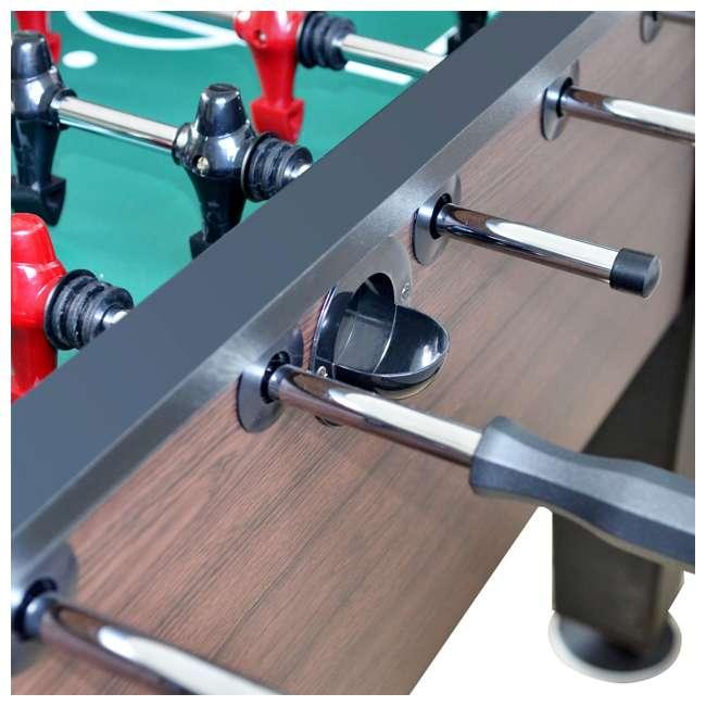 SOC054_047P Lancaster Gaming 54-Inch Foosball Game Room Table 3