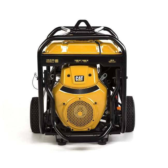 CAT-502-3699 CAT RP12000E 12000 Watt Running/15000W Starting Gas Powered Portable Generator 1
